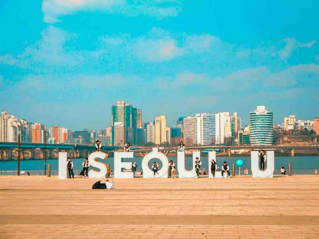 Seoul travel essentials