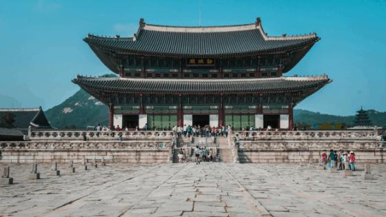 korea transit tour