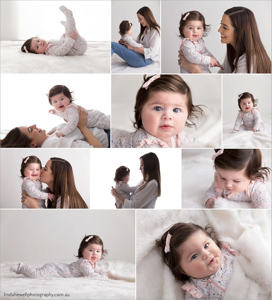Baby Milestone Session