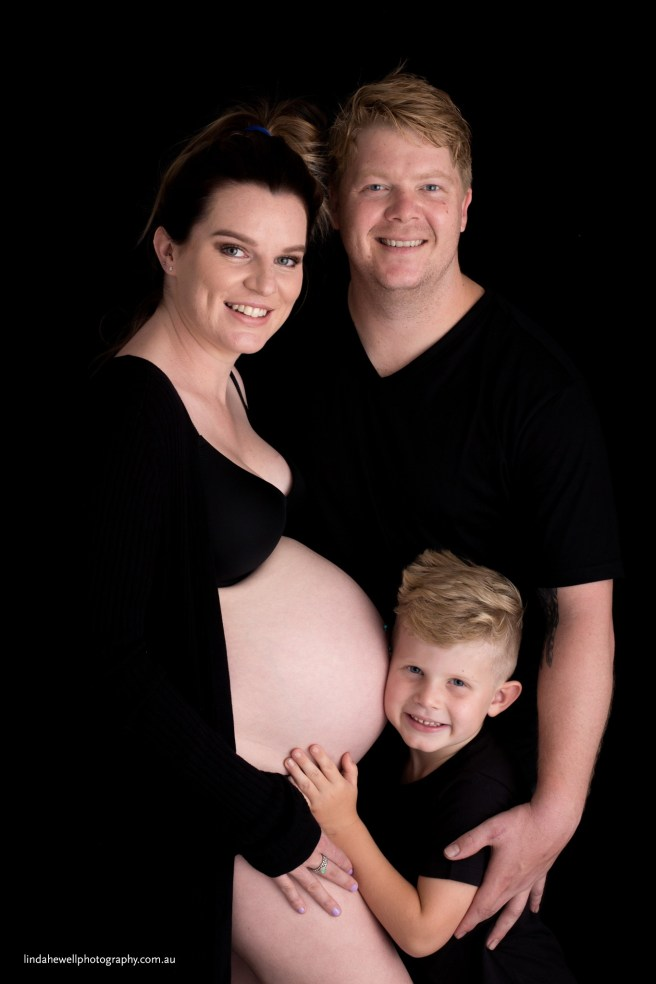Perth Studio Maternity Photographer 008