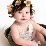 6 month old baby girl studio photographer perth 006