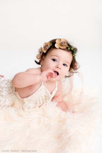 6 month old baby girl studio photographer perth 007