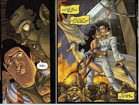 Army of Darkness second full page