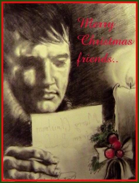 Elvis_Christmas_ by Zey from Turkey