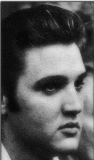 Elvis comparison to ancient statue