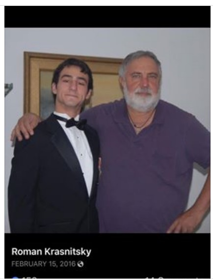 Mr. Grott and his son