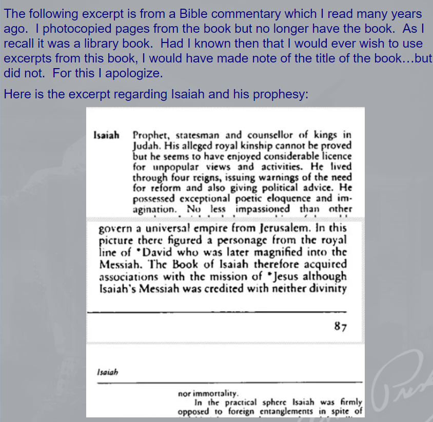 CURRENT NEWS AND EVENTS – PAGE 11 CONT'D 3rd page – Linda Hood Sigmon Truth Proof Elvis Presley is Alive