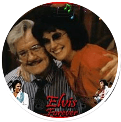 J. D. Sumner with Linda Sigmon