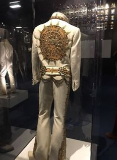 Jesse's Sundial suit from the back