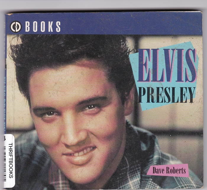 Elvis book front cover