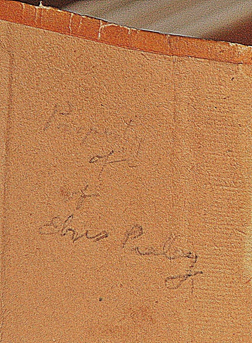 Elvis' childhood handwriting in Lone Ranger book