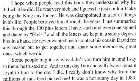 Excerpt from Terry's letter 2nd