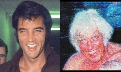 Melinda's Elvis photo from Tim McGraw's page-horz