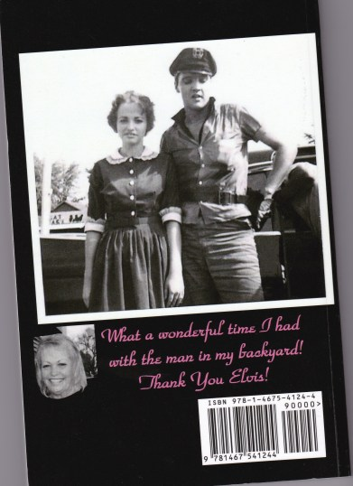 Shirley Connell book back cover