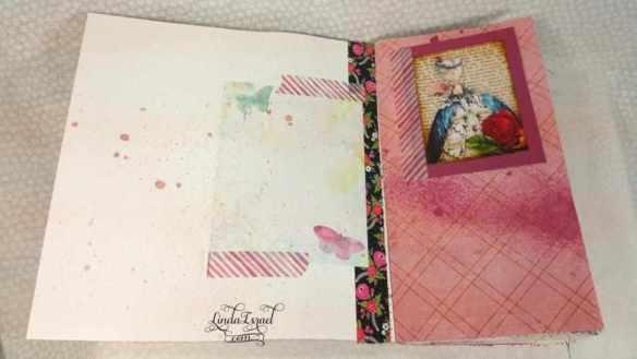 Marie Antoinette TN Junk Journal