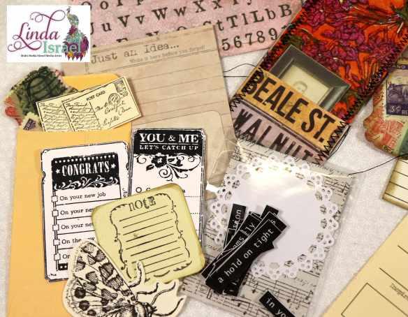 7Gypsies Embellishment Junk Book