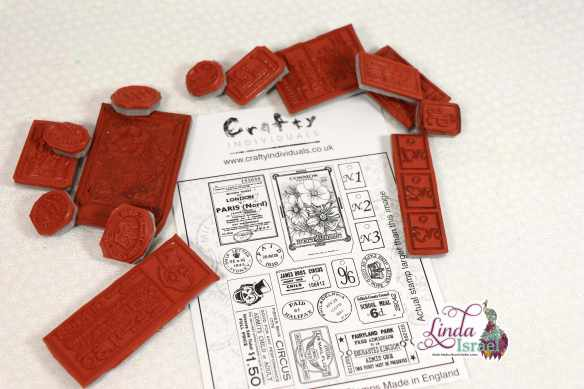 Mounting Rubber Stamps Tutorial