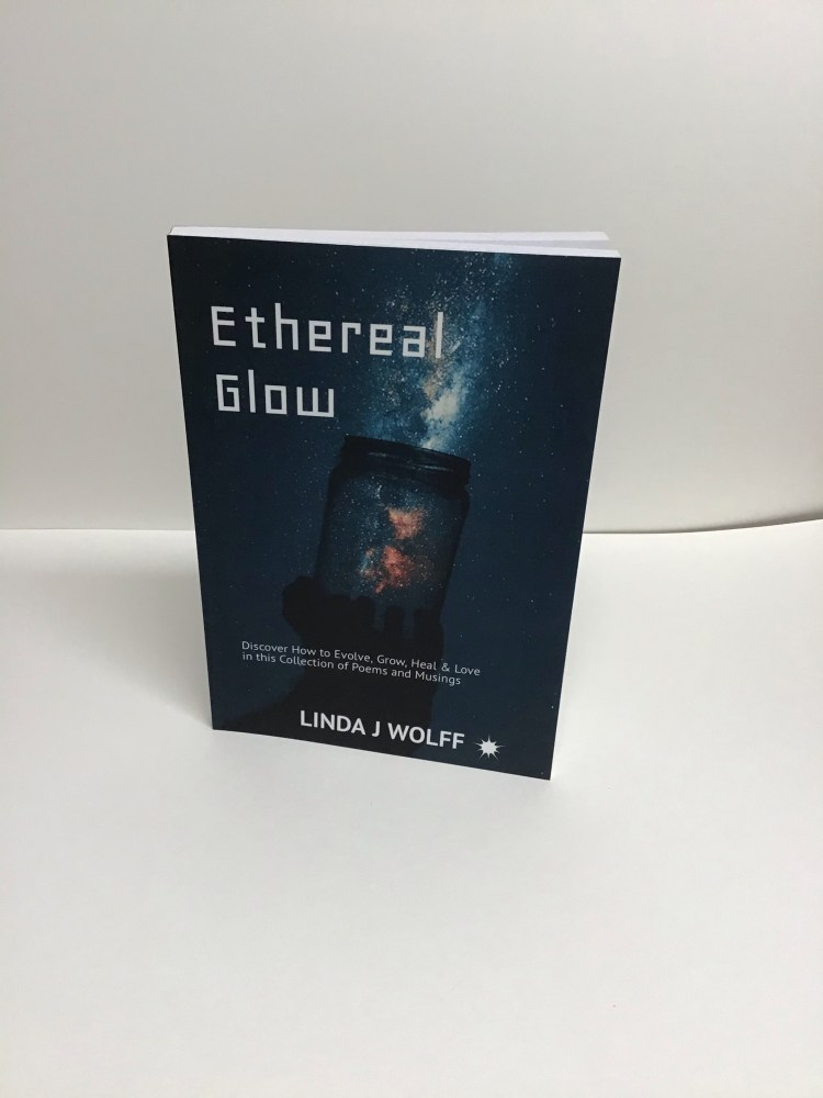 Ethereal Glow - Poetry book cover image