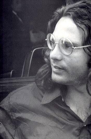 Jim Morrison Paris 1971