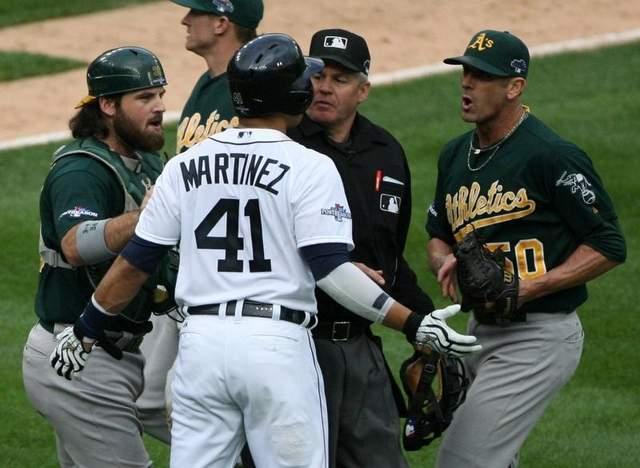 Baseball - Victor Martinez - credit Bilde