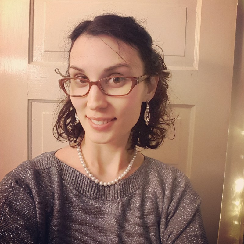 Amanda Shofner, author of urban fantasy and romance novels and lover of stories
