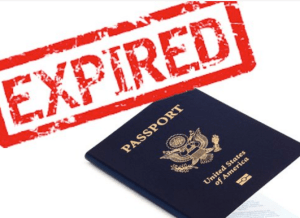 Happiness is not an expired passport