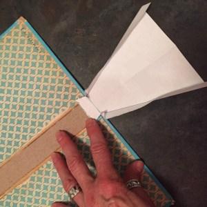 make a book purse