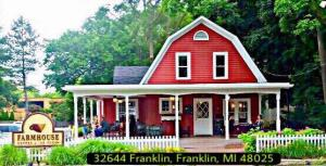 Poetry at The Farmhouse in Franklin, MI on January 19th