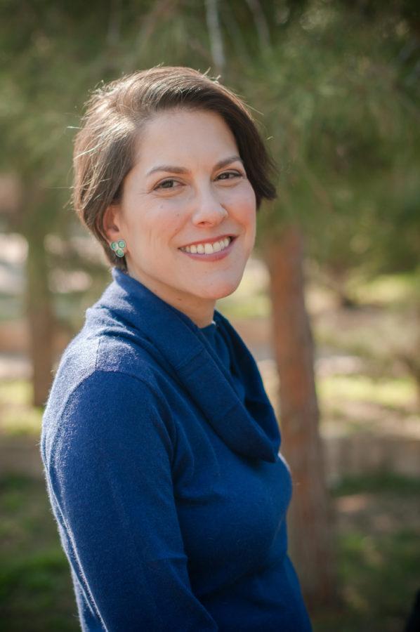 Breast Cancer Survivor, Isreali-American writer and activist Ruth Ebenstein