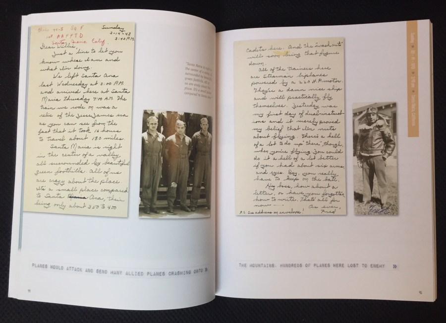 letters lost then found world war II