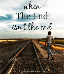 Endings are never easy