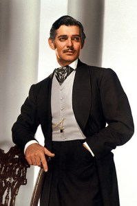 Rhett Butler, teen idol