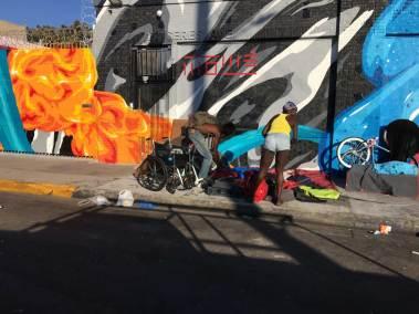 Project Us - street scene