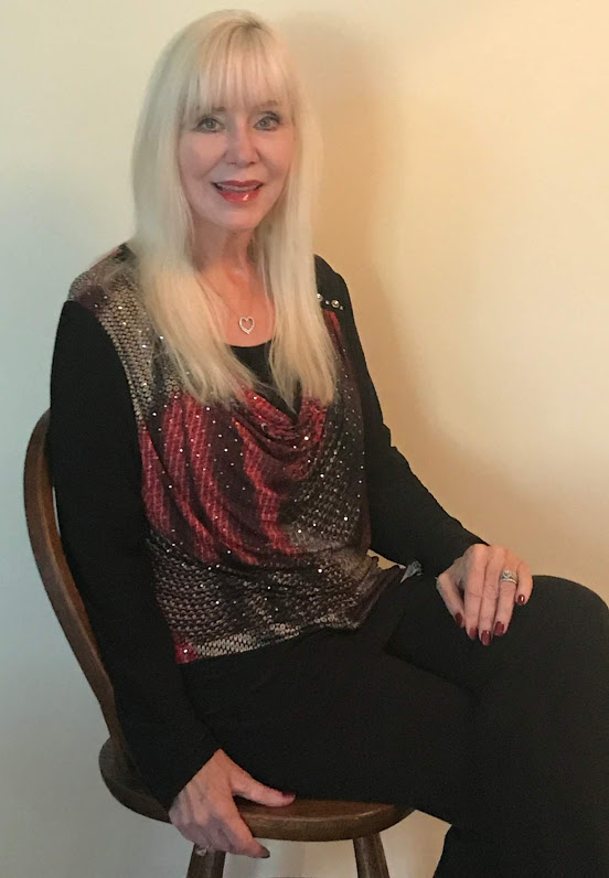 Esthetician Linda Lavelle
