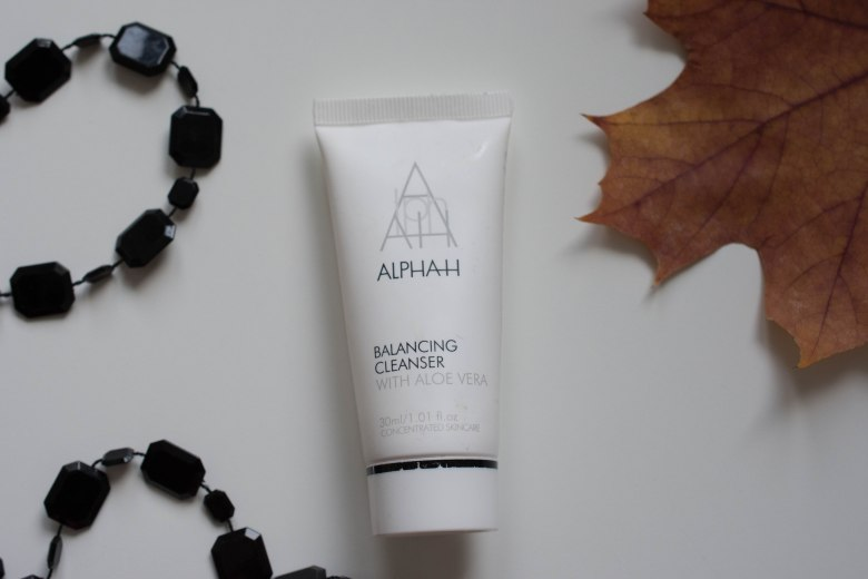 Alpha H Balancing Cleanser with Aloe Vera (trial size)