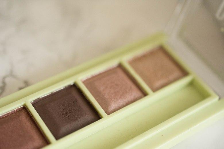 """Mesmerizing Mineral Palette """"Plum Quartz"""" - a closeup"""