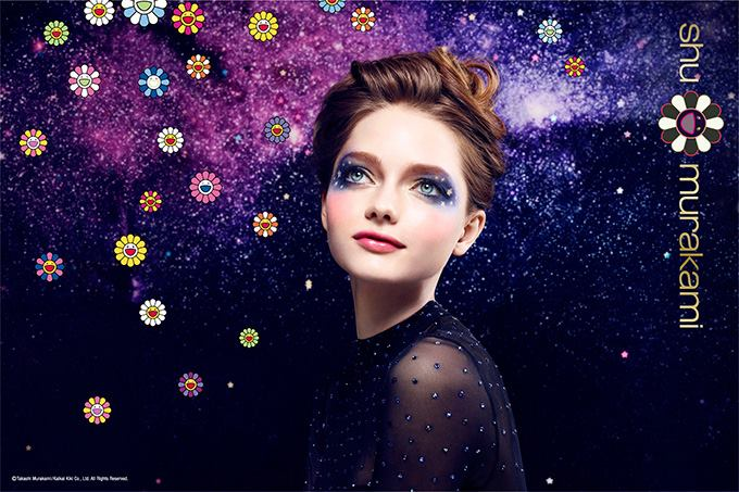 Shu Uemura Cosmic Blossom Holiday 2016 Collection