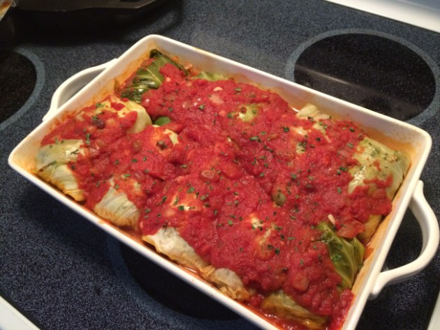 Stuffed Cabbage (2)