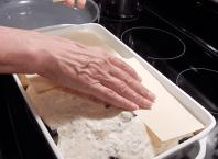 Wild Mushroom And Spinach Lasagna (5)