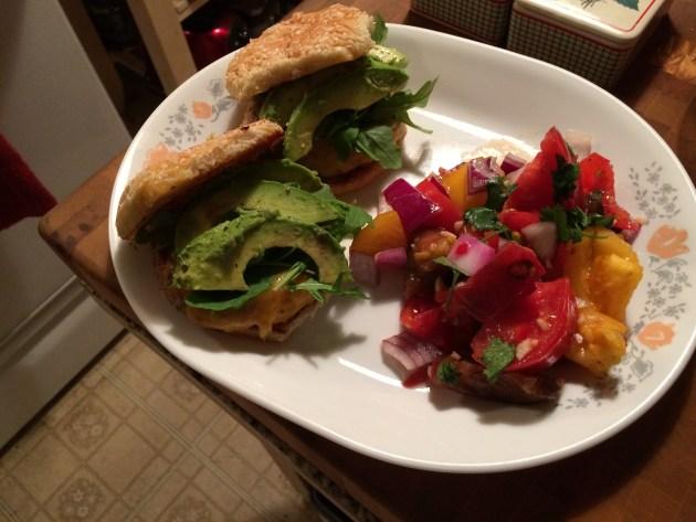 Chili Lime Chicken Burgers With Jumbo Salsa.jpg