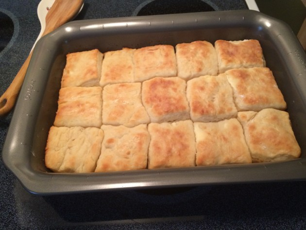 Semi-Homemade Biscuits (2)