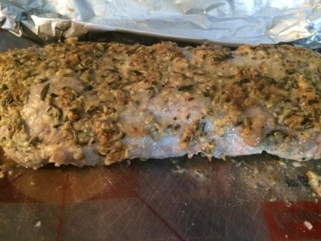 Fennel And Garlic Pork Loin (1)