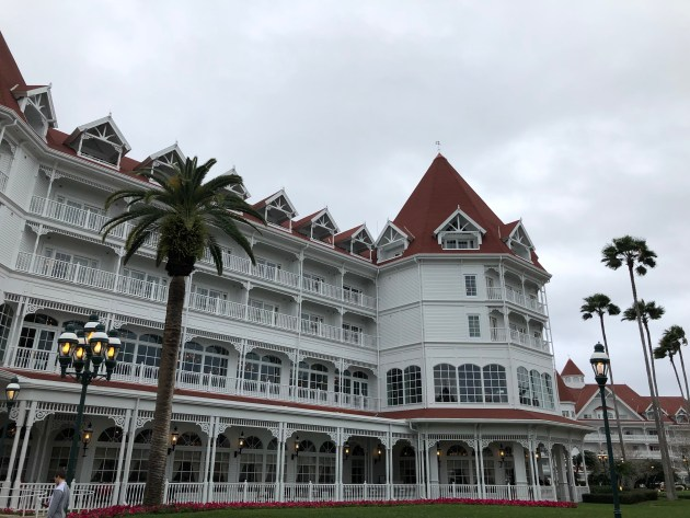 Grand Floridian Resort- High Tea (29)