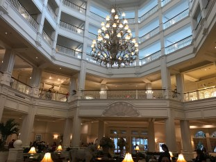 Grand Floridian Resort- High Tea (6)