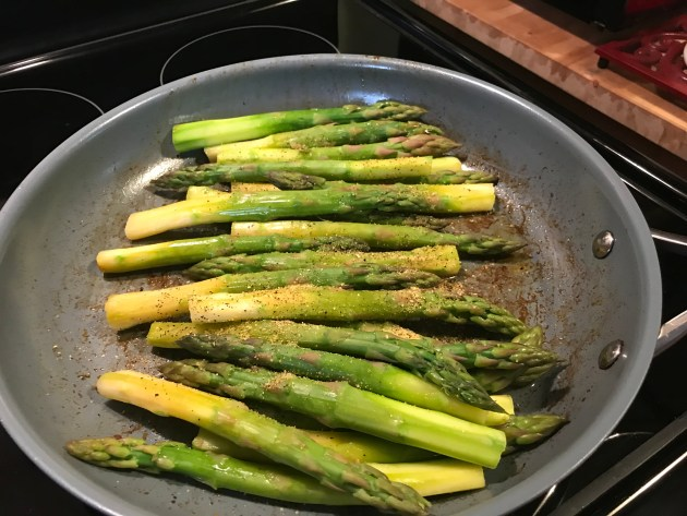 Lemon Pepper Asparagus (10)