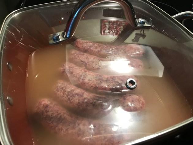 Sweet Italian Sausage (2)