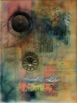 Luminous Layering -Linda Lenart McNulty