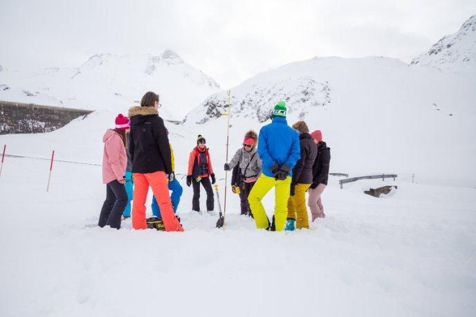 Skitouren-Schnuppertag mit Linda Meixner (c) Andreas Haller - Montafon Tourismus GmbH (11)