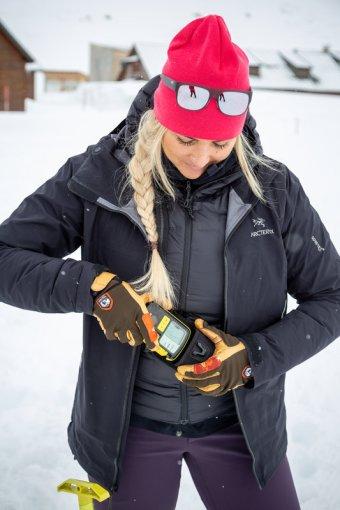 Skitouren-Schnuppertag mit Linda Meixner (c) Andreas Haller - Montafon Tourismus GmbH (12)