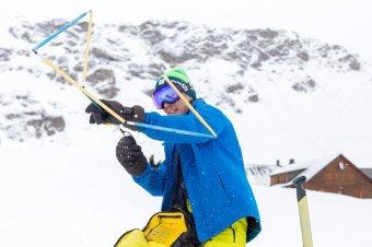 Skitouren-Schnuppertag mit Linda Meixner (c) Andreas Haller - Montafon Tourismus GmbH